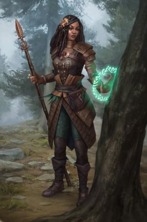 druid_class_pathfinder_kingmaker_wiki_guide